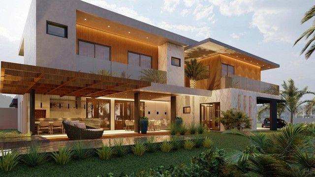 Casa luxuosa cidade Alpha Ceará 3 - Foto 2