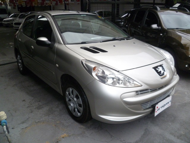 Peugeot 207 xr 1.4 hatch 8v flex 4p - Foto 3