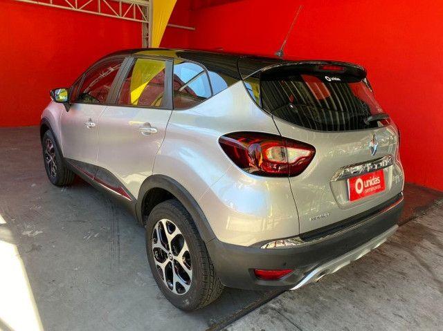 Renault Captur 19/20 Intense Cvt 1 Ano de Garantia Ipva total pago - Foto 6