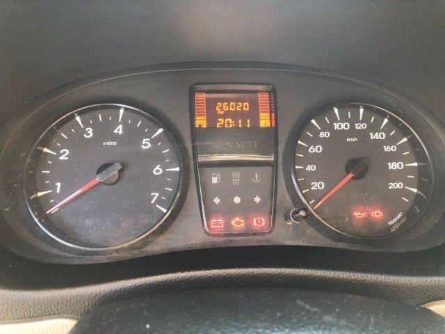 Renault Kangoo Express 1.6 Flex Completa - Baixa KM - SEM Entrada - Revisado  - Foto 10