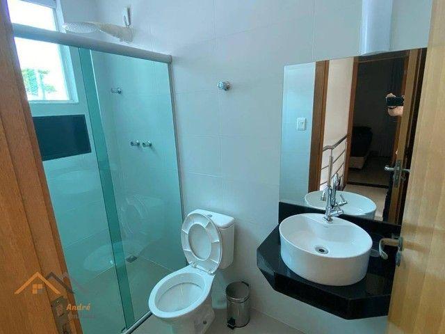 Casa com 3 quartos sendo 01 suite à venda, 98 m² por R$ 595.000 - Planalto - Belo Horizont - Foto 17