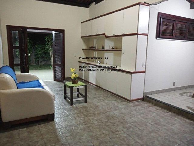 Alugo casa de praia Cumbuco R$ 650,00/Dia - Foto 10