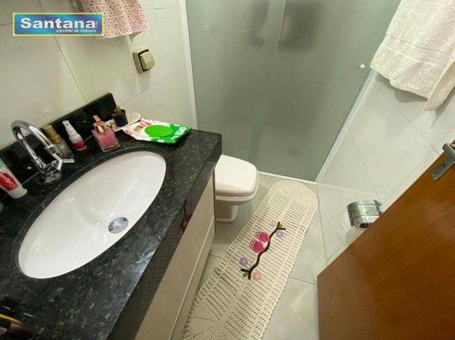 Chale com 4 dormitórios à venda, 160 m² por R$ 220.000 - Mansões das Águas Quentes - Calda - Foto 20