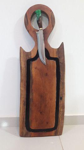 Tabua de madeira  - Foto 2