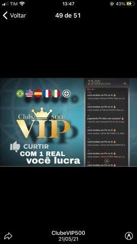 Clube 500 vip método milionário  - Foto 3