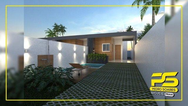 Casa com 2 dormitórios à venda, 74 m² por R$ 195.000 - Cidade Balneária Novo Mundo I - Con - Foto 3