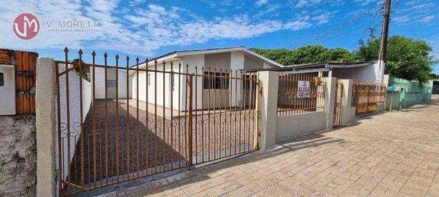 Casa para alugar por R$ 650,00/mês - Santa Cruz - Cascavel/PR