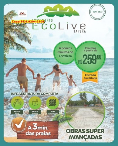 Ligue já ... Loteamento Ecolive Tapera.... - Foto 5