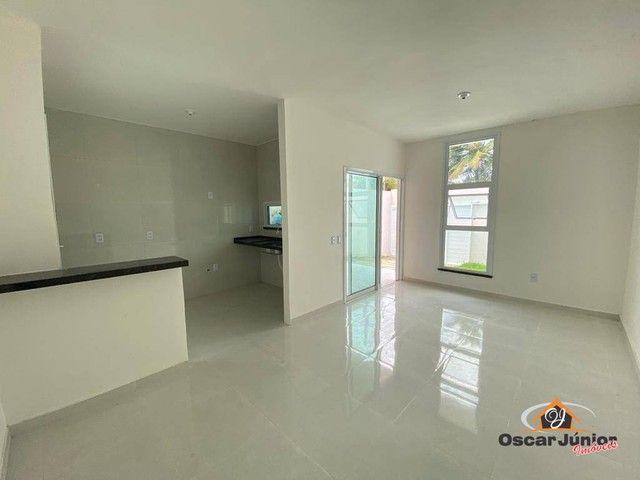 Casa com 3 dormitórios à venda, 86 m² por R$ 235.000,00 - Centro - Eusébio/CE - Foto 4