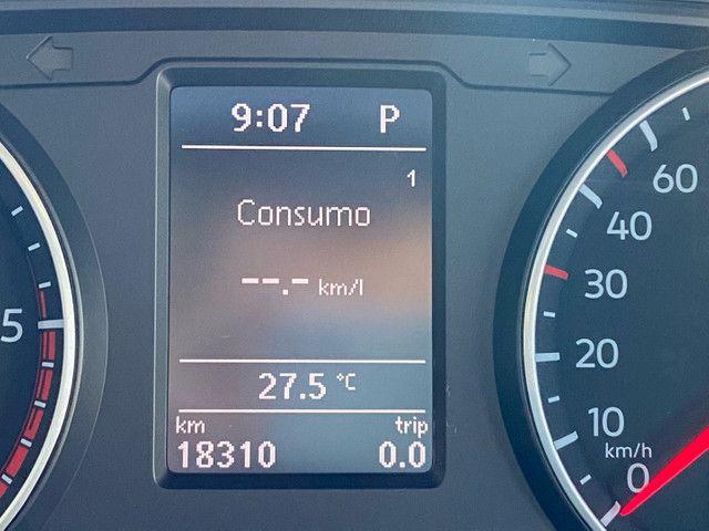 VW AMAROK 2.0 4x4 COMFORTLINE AUTOMÁTICO 2020 - Foto 12