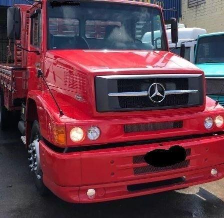 caminhão mb 1620 carroceria  - Foto 2