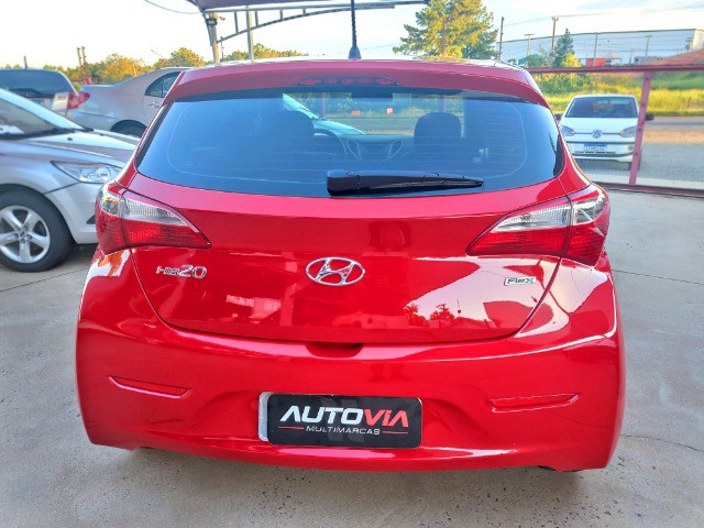 Hyundai HB20 1.0 Manual - 2015 - Unica Dona - Foto 5