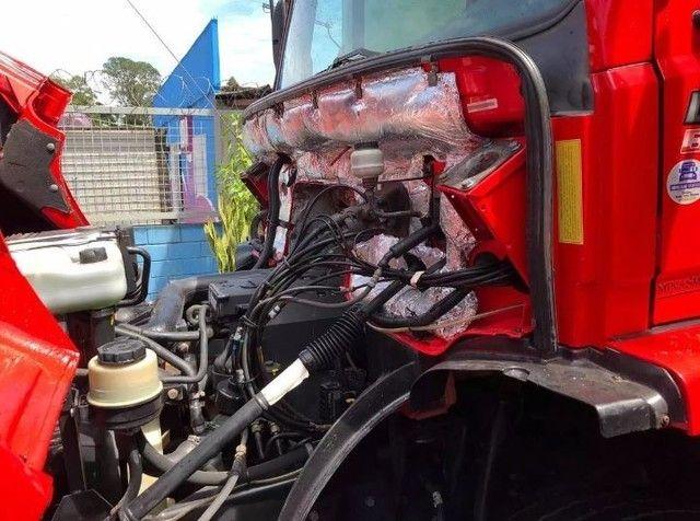 caminhão mb 1620 carroceria  - Foto 4