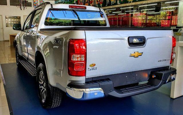 Nova Chevrolet S10 Ltz Diesel 2.8 Diesel 2022 - Foto 9