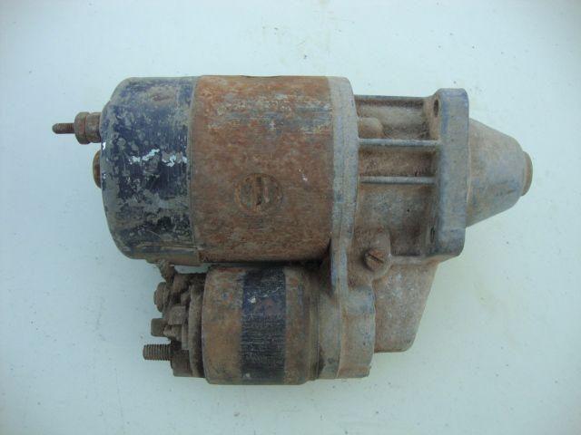 Motor de partida FIAT/147 1.3 Bosch original usado