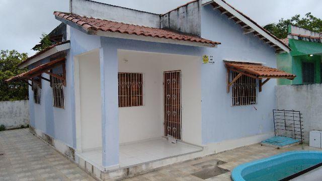 Casa na praia de Carapibus em Jacumã