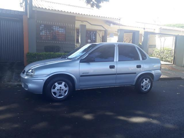 Gm - Chevrolet Corsa Sedan Classic Spirit 1.0 8v Flex