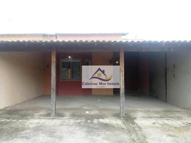 Casa com 3 dormitórios à venda, 90 m² por R$ 300.000 - Barroco (Itaipuaçu) - Maricá/RJ