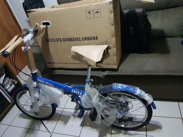 Bicicleta articulada