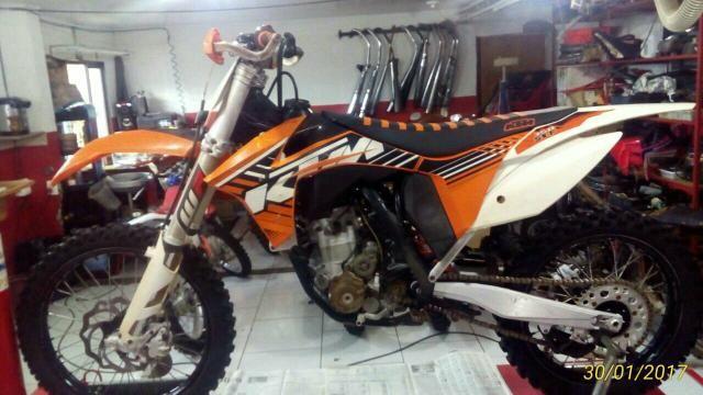KTM 350 sxf $22,000