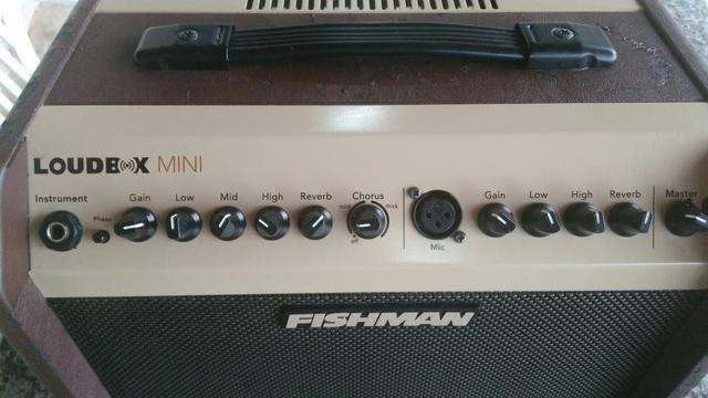 Caixa Fishman Loudbox Mini