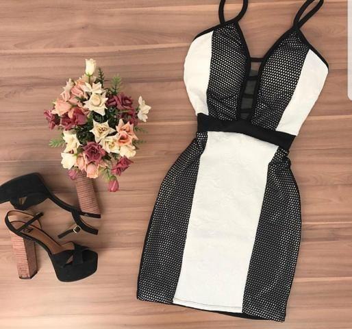 Vestido tela
