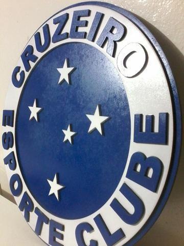 Escudo Do Cruzeiro em MDF 3mm
