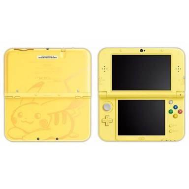 New Nintendo 3Ds XL Pikachu Lacrado