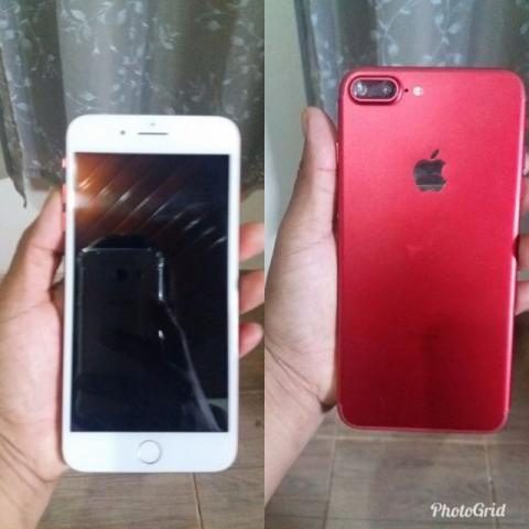 IPhone 7 plus (Red)