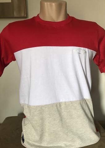 Camisa Oakley P M G e GG
