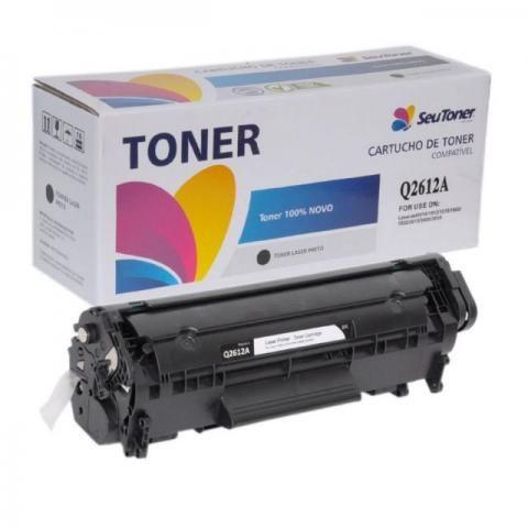 Toner para impressora a lazer tenho 10 unidades no precinho