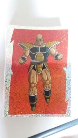 Lote figurinhas Dragon Ball Z