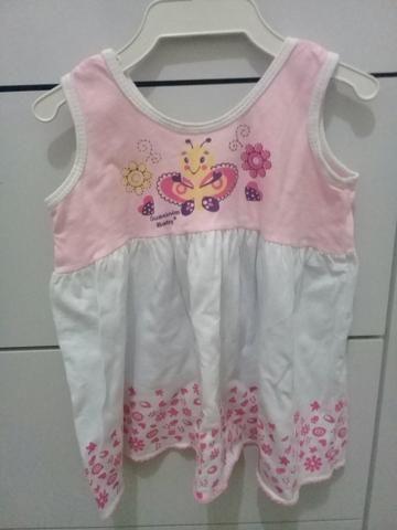 Lindos vestidos para bebê