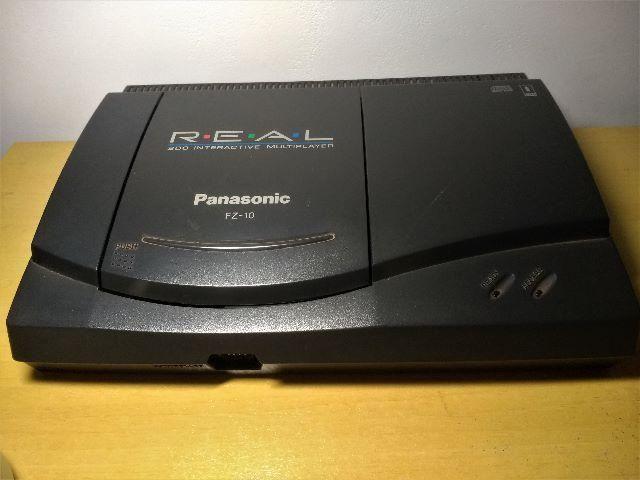 Panasonic 3do em estado de zero