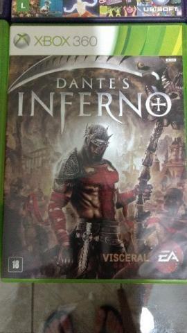 Jogo XBOX 360: Dante's Inferno