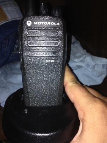 Radio uhf dp 450