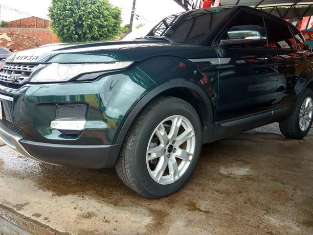 Ranger Rover evoque Pure P5D