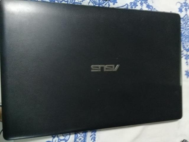 Notebook Asus x552E 320 GB