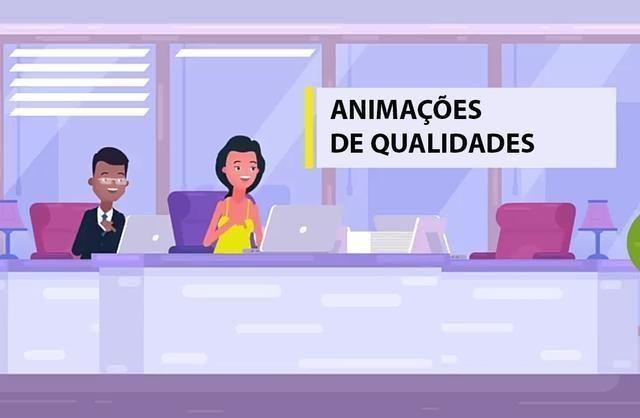 Criação de animações para seu negócio ou empresa