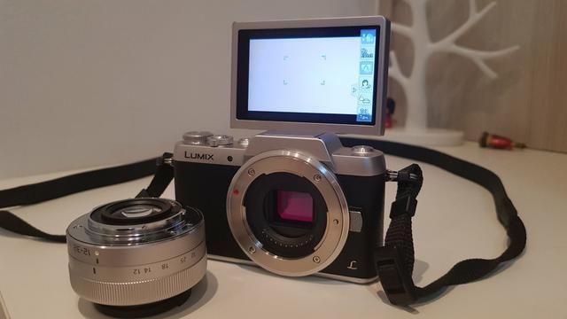 Câmera Lumix GF7