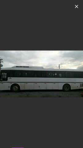 Ônibus rodoviário Scania 1998 42 lugares