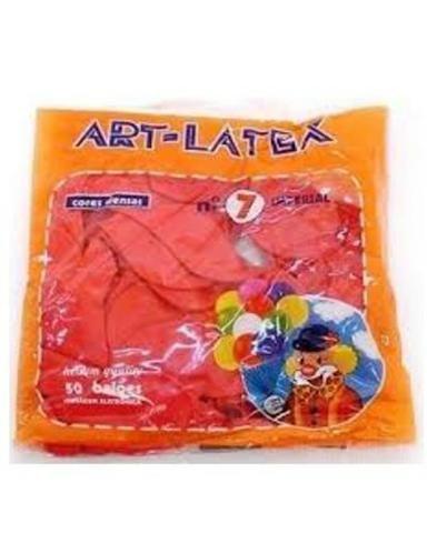 Balões art latex N° 7