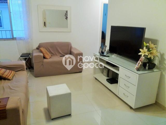 Apartamento à venda com 2 dormitórios em Grajaú, Rio de janeiro cod:AP2AP24568 - Foto 2