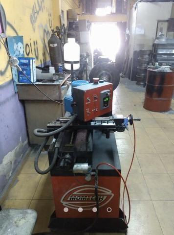 Torno automático copiador diamantador - Foto 4