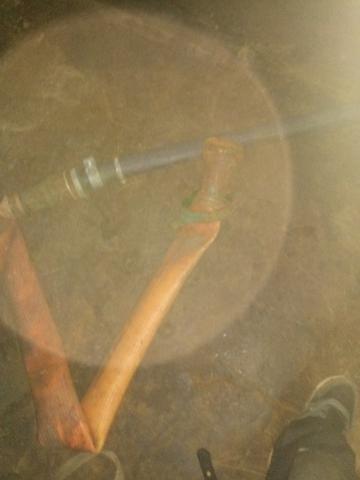 Bomba estacionaria de irrigação ou dejetos para trator - Foto 2