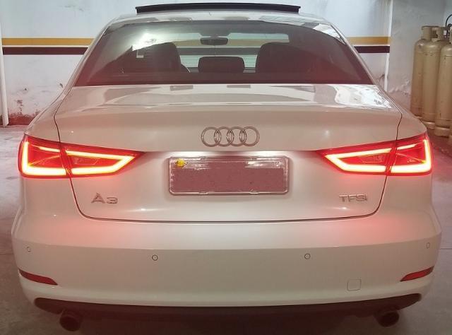 Audi A3 2.0 Ambition - Único dono - Revisões na Audi!! - Foto 4