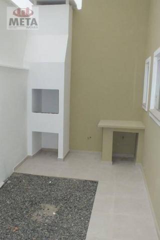 Casa com 3 dormitórios à venda, 110 m² por R$ 300.000,00 - Iririú - Joinville/SC - Foto 3