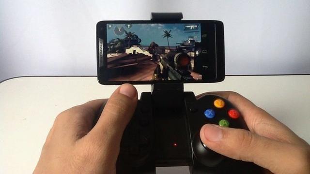 GamePad Para celular Ípega 9027( Loja na Cohab)-Total Segurança na Sua Compra. Adquira Já - Foto 2