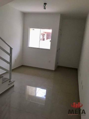 Casa com 3 dormitórios à venda, 110 m² por R$ 300.000,00 - Iririú - Joinville/SC - Foto 4
