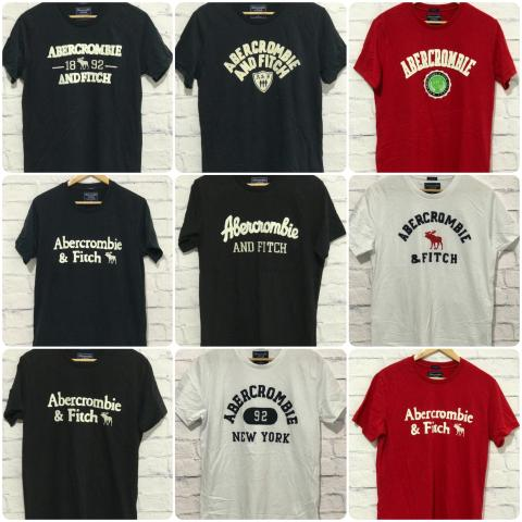T-shirt Abercrombie & Fitch Importada - Foto 6